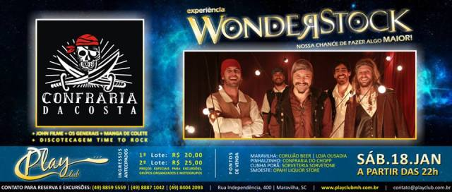 Experiencia Wonderstock